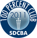 SDCBA Badge